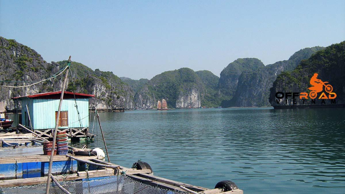 Offroad Vietnam Motorbike Adventures - Fantastic Halong Bay & Cat Ba 3 days by bus.