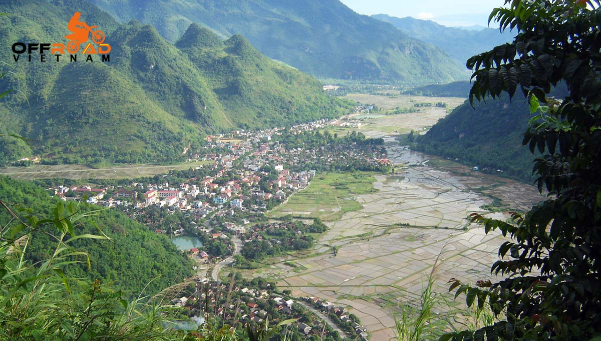 Offroad Vietnam Motorbike Adventures - Fantastic North Vietnam 6 Days By Bike via Mai Chau.