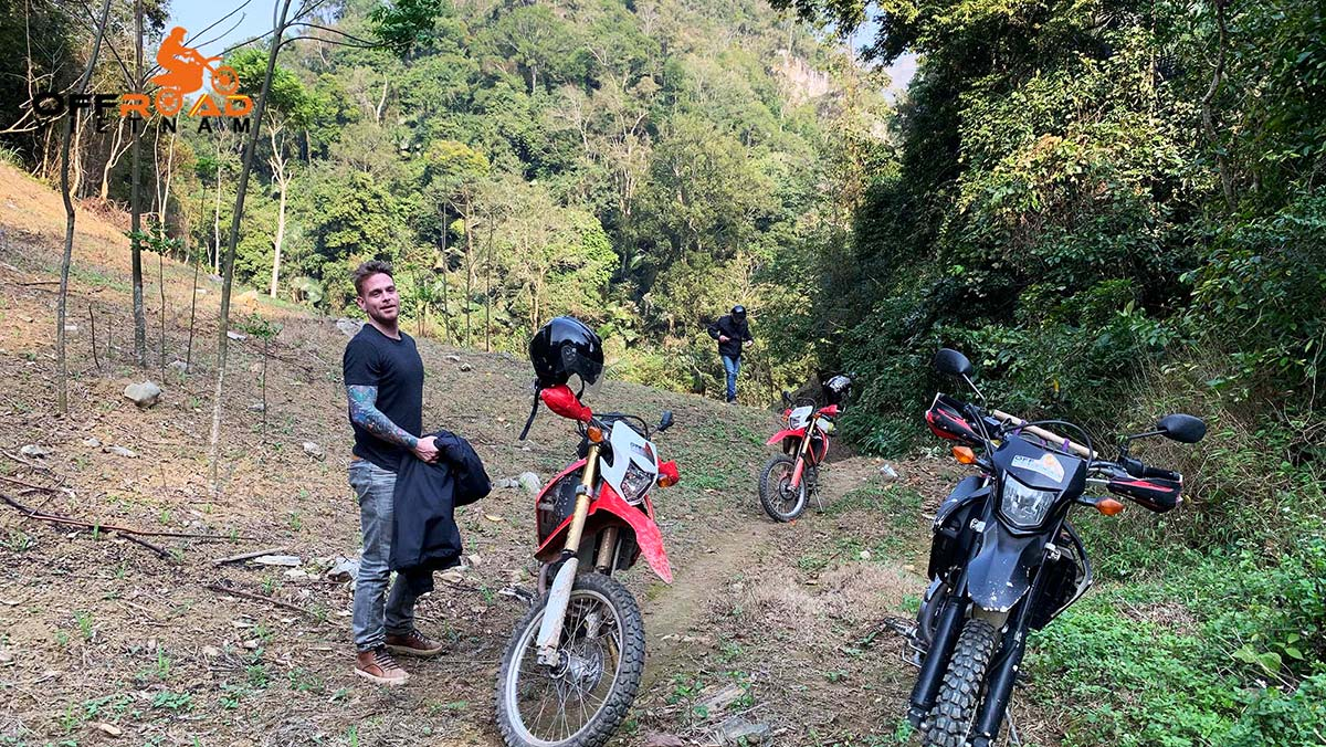 Offroad Vietnam Motorbike Adventures - Fun Northwest & Northeast in 10 days via Phu Yen.