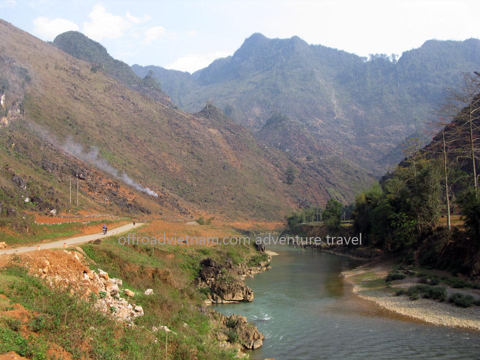 Offroad Vietnam Motorbike Adventures - Challenging 5 Days Big North Motorbiking. Experienced Riders Only