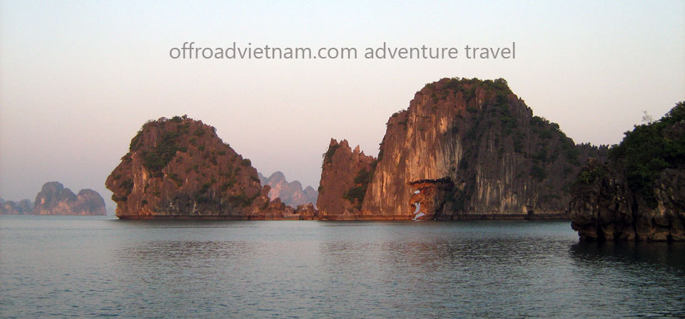 Offroad Vietnam Motorbike Adventures - Northeast & Cat Ba Cruise In 9 Days motorbike tour of Vietnam