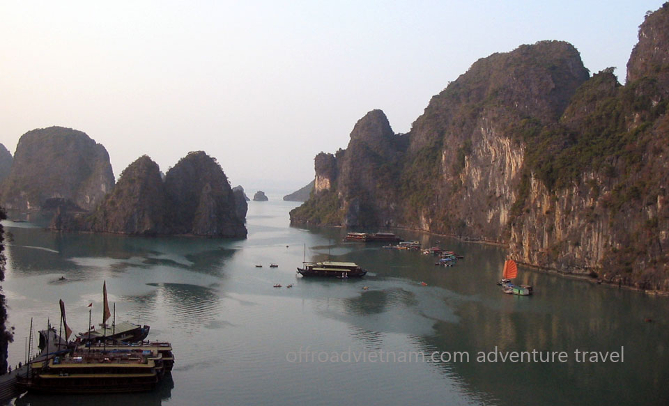 Offroad Vietnam Motorbike Adventures - 9 Days Northeast Vietnam Motorbike Tour. 9 Days Northeast Vietnam Motorbike Tour And Halong Bay Cruise