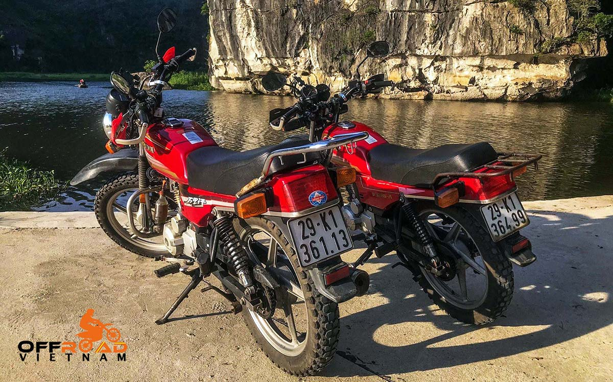 Offroad Vietnam Used Dirt Bikes For Sale In Hanoi - The used Honda CGL125 touring motorcycle for sale in Hanoi, Vietnam