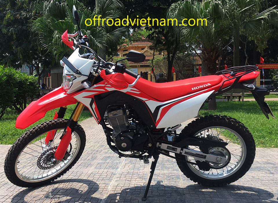 Offroad Vietnam Motorbike Adventures - Honda CRF150L 150cc dirt bike spare parts prices. Honda CRF150L is a new 2019 model.