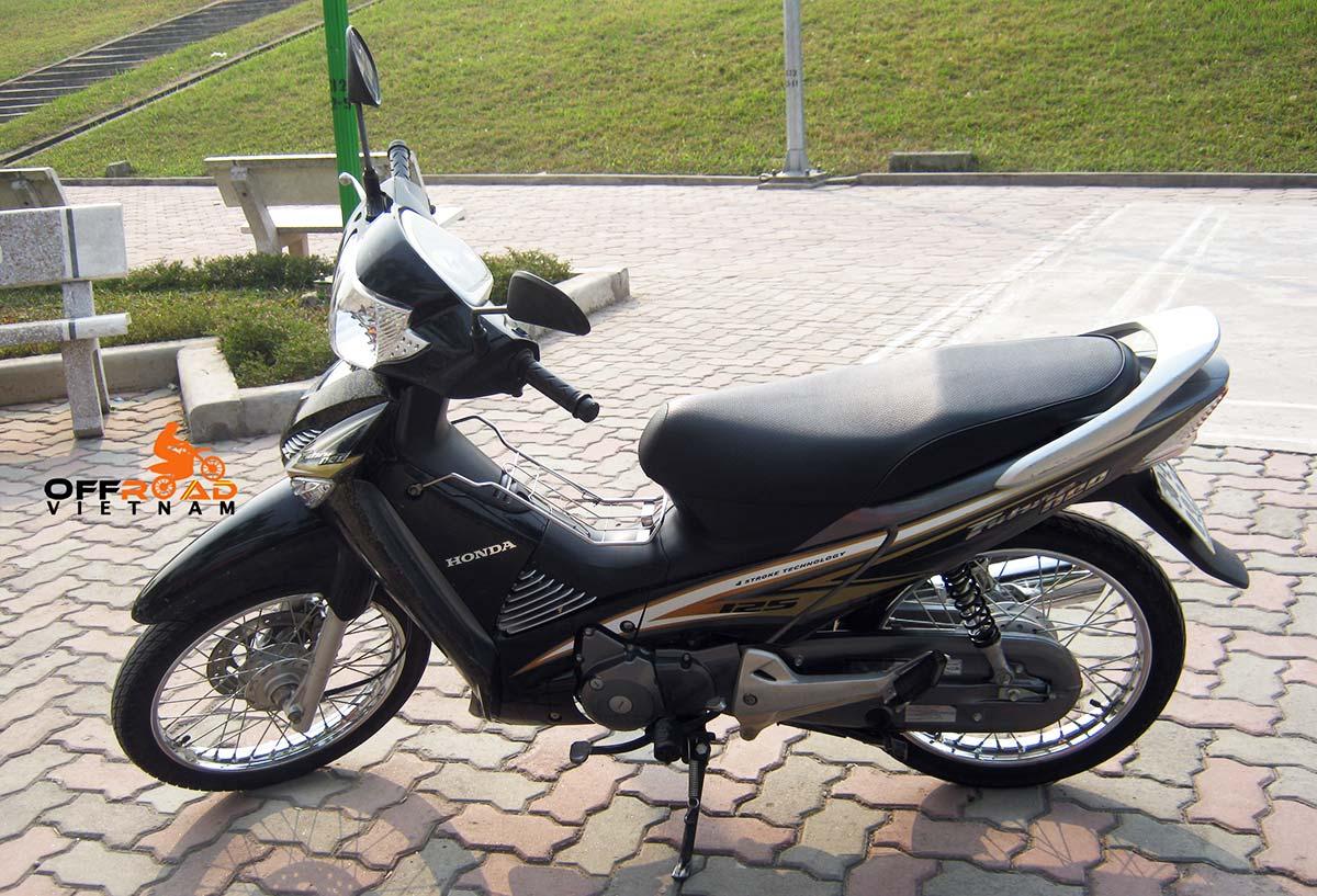 Offroad Vietnam Motorbike Sale - Honda Future Neo 125cc For Sale In Hanoi 2009 125cc Black. Front Disc Back Drum Brake
