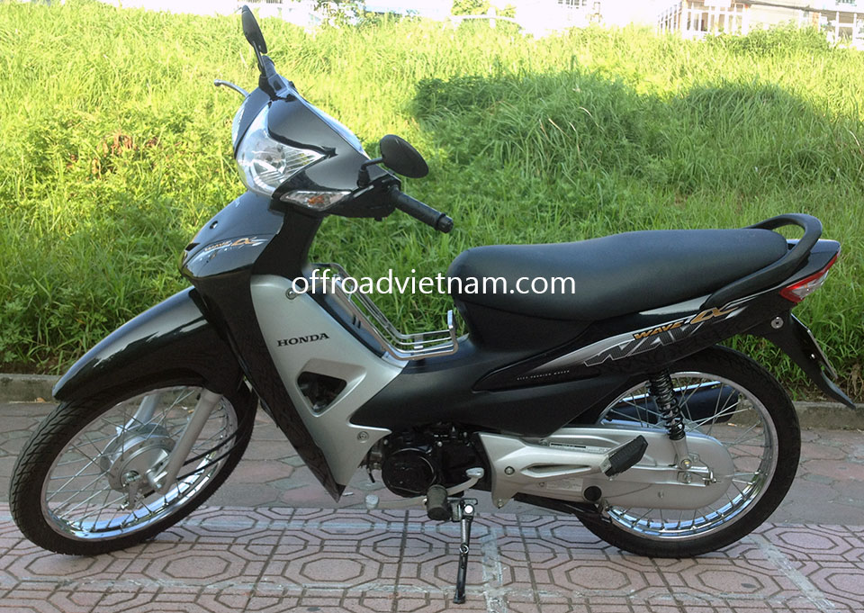 Honda Wave 110 Price >> The All New Honda Wave Alpha Series 100cc - Offroad Vietnam