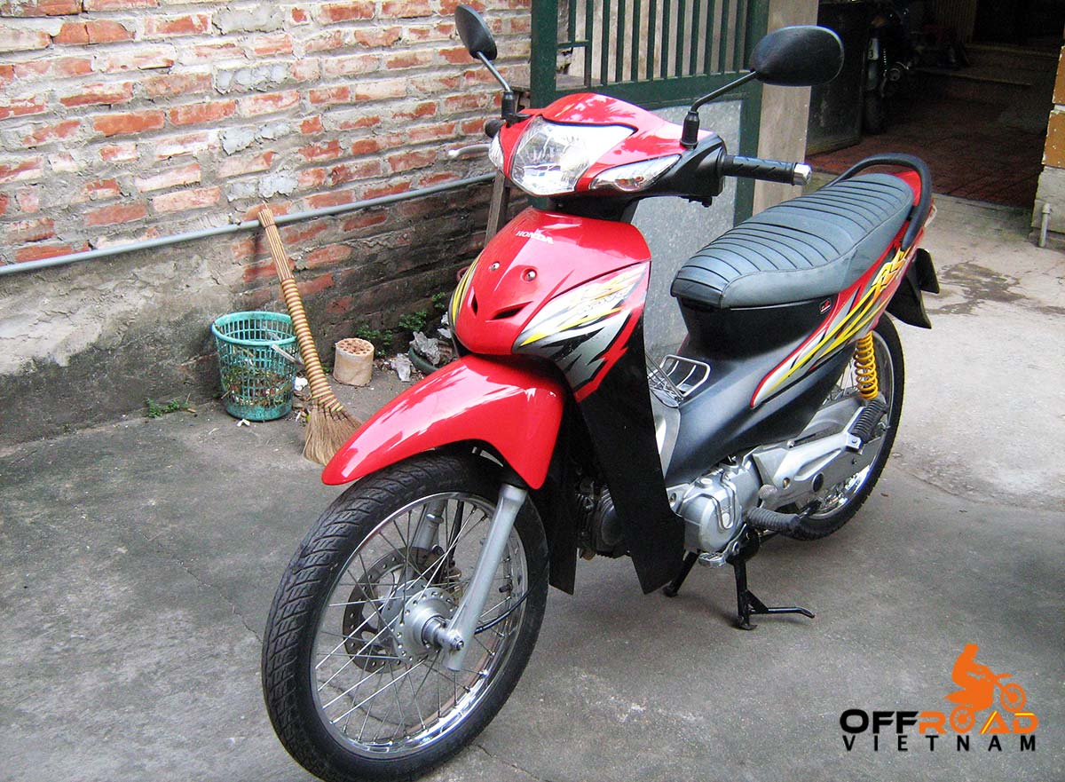 Offroad Vietnam Motorbike Sale - Honda Wave RS 100cc Used Scooter Sale