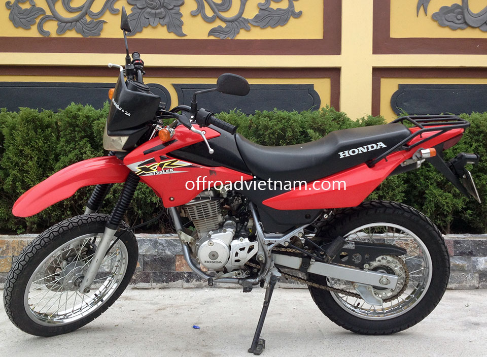 Cheap Brake Jobs >> Late 2013 Honda XR125L For Sale In Hanoi - Offroad Vietnam Adventures