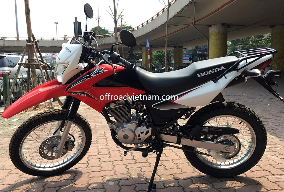 honda xr150 manual