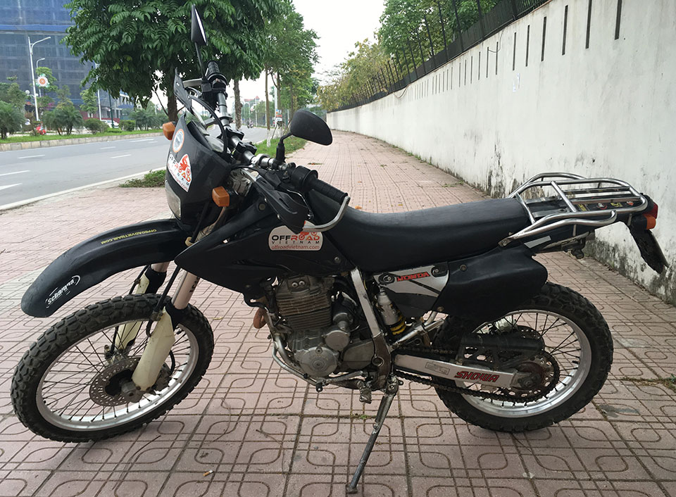 Good Offroad Vietnam Used Dirt Bikes For Sale In Hanoi   2003 Black Dirt Bike  Used Honda