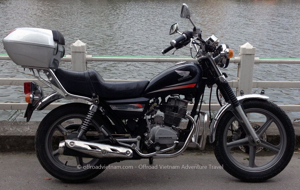 Offroad Vietnam Motorbike Adventures - Honda CM Master 125cc Spare Parts Prices. Motorcycle spare parts of Honda cruiser CM Master 150cc applied for Offroad Vietnam touring motorbikes