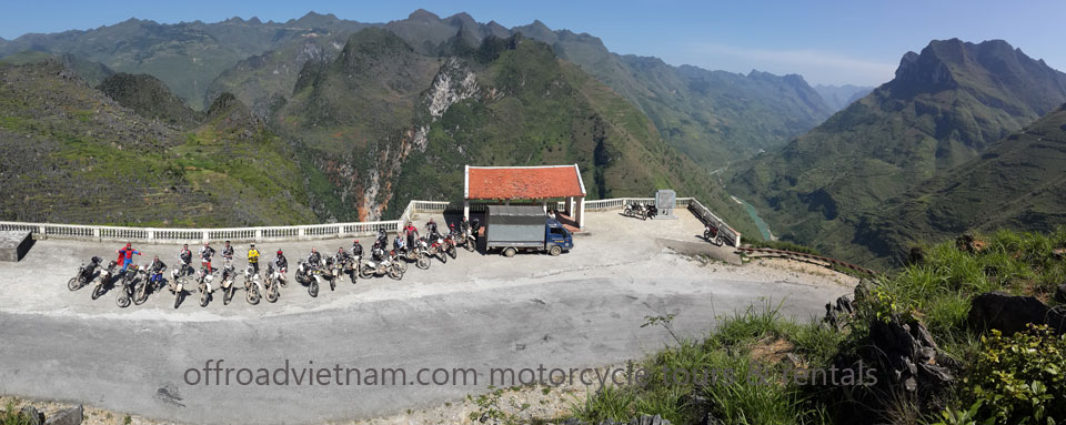 Motorbike Tours Photos - Offroad Vietnam Moto Adventures