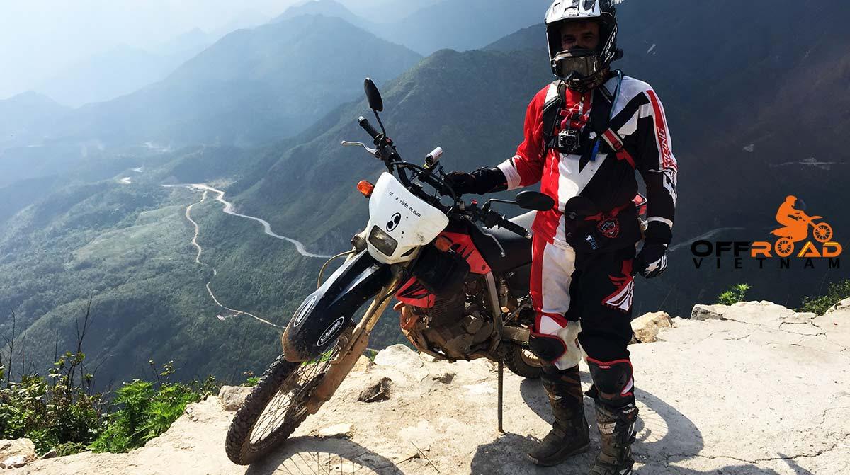 Long 5 Days Roof Roads Motorbike Riding Adventure In Vietnam via Sapa.