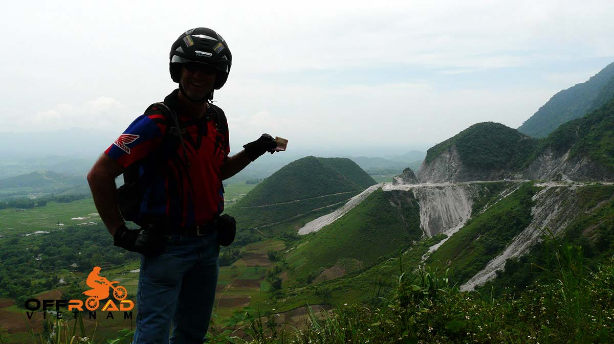 Low Lands Of red River Delta & Mai Chau Motorcycle Ride In 3 Days.