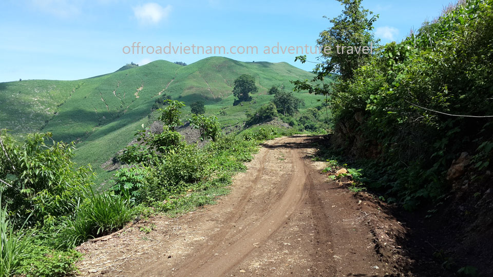 Offroad Vietnam Motorbike Adventures - Challenging 6 Days Big North Motorbiking. Experienced Riders Only