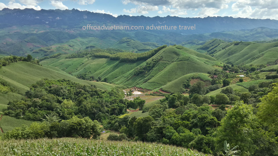 Offroad Vietnam Motorbike Adventures - Central North 4 Days By Train & Bike, motorbike tours of Vietnam