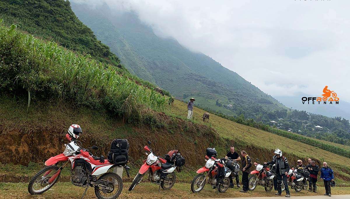 Offroad Vietnam Motorbike Adventures - Lonely Planet Vietnam 2012 feature image.
