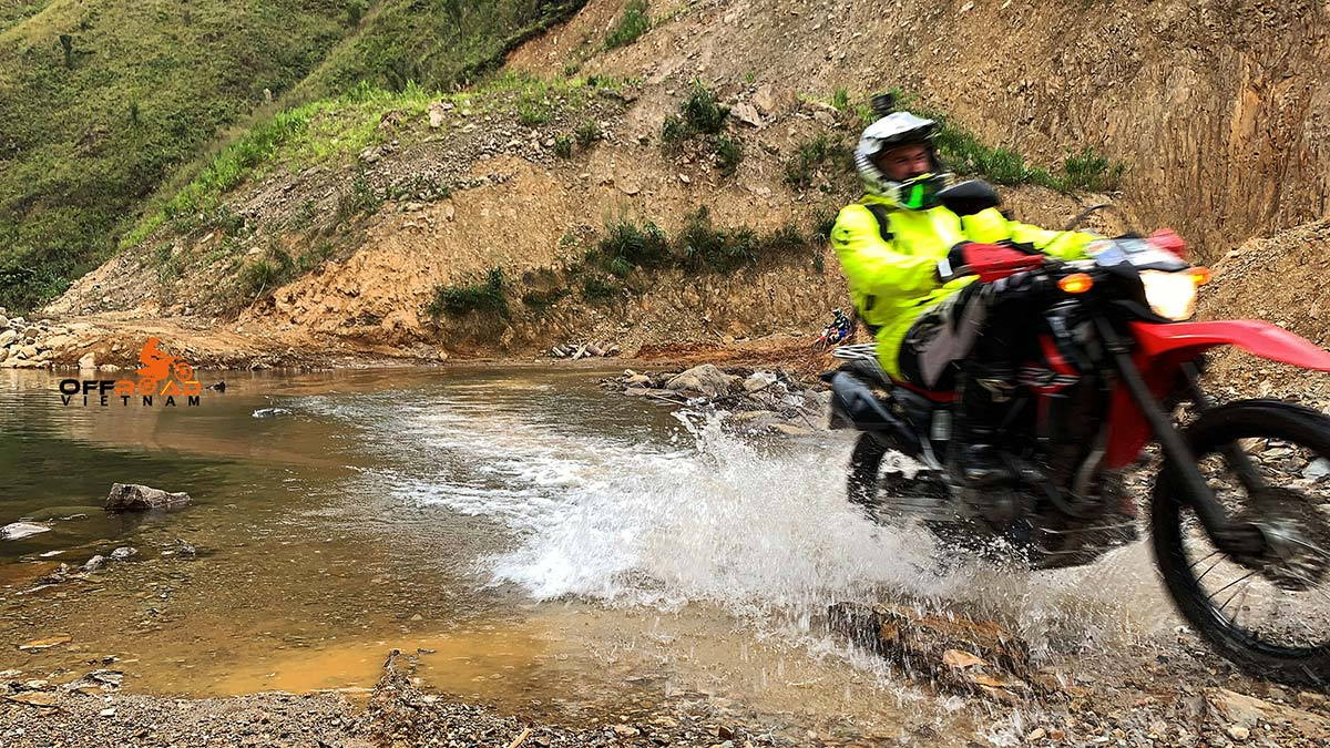Offroad Vietnam Motorbike Adventures - Press releases, magazines & books.