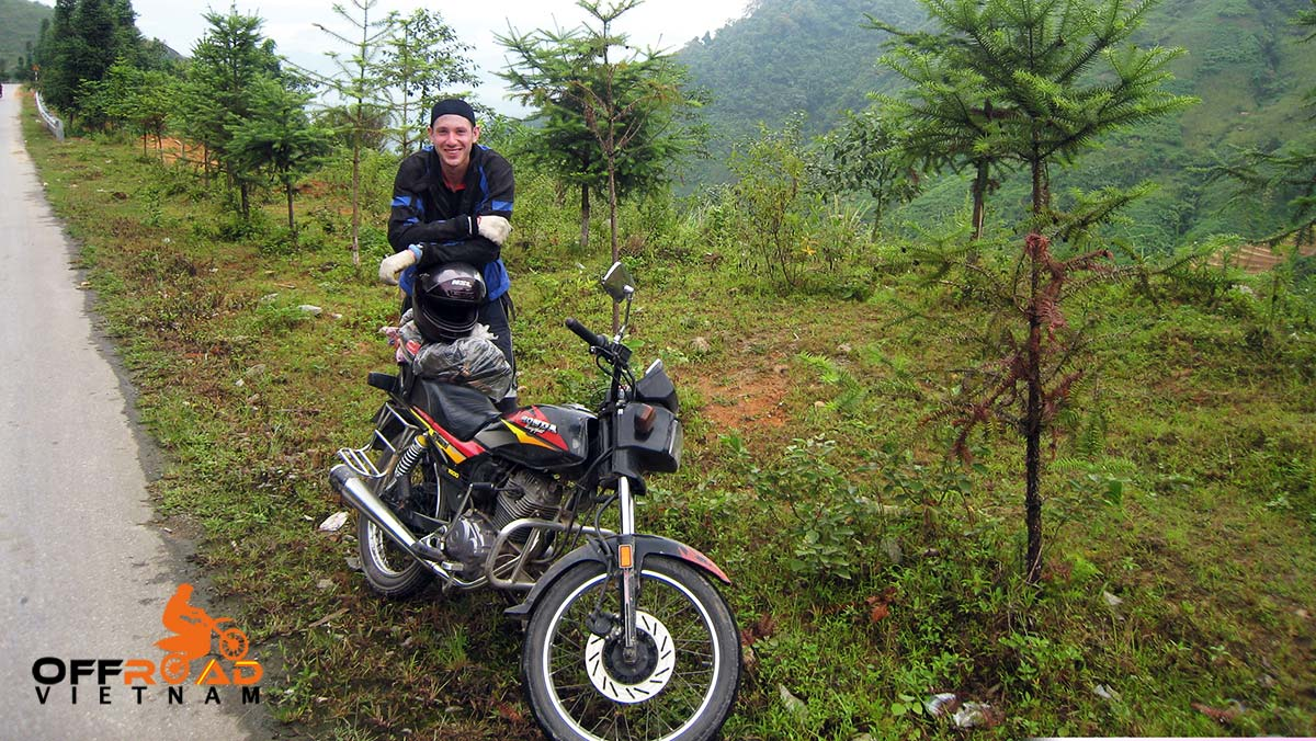 Offroad Vietnam Motorbike Adventures - Mr. Jamie Loberman's Reviews (England).