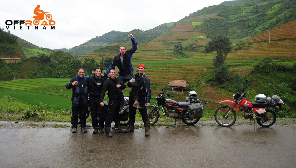 Offroad Vietnam Motorbike Adventures - Mr. Jason Hewer's Reviews (English)