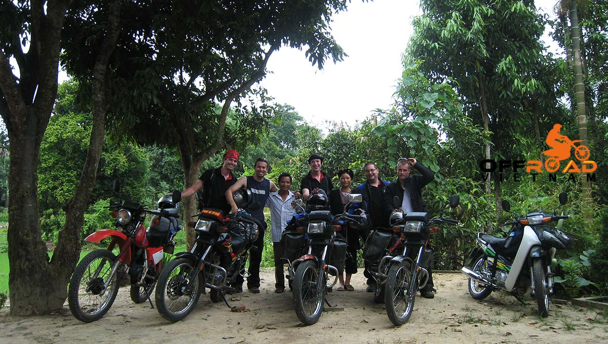 Offroad Vietnam Motorbike Adventures - Mr. Jonathan Sugar's Reviews (Canada)