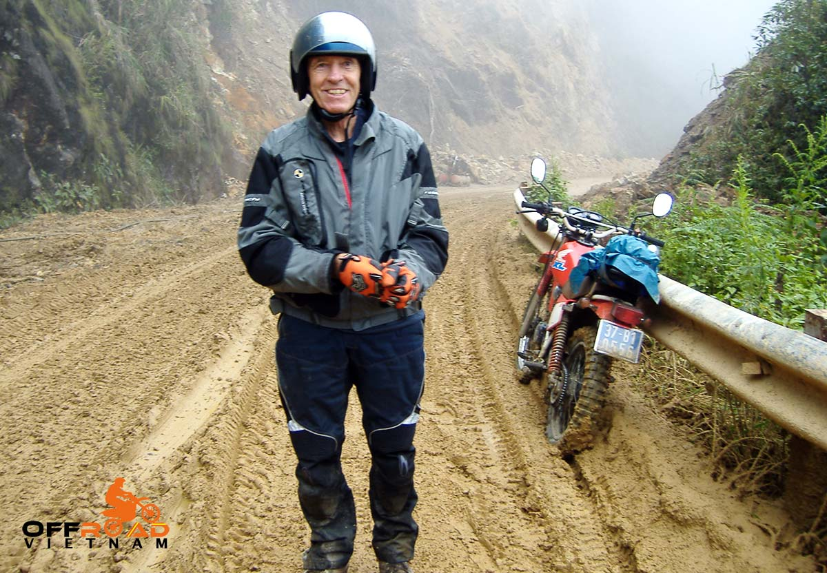 Offroad Vietnam Motorbike Adventures - Mr. Brian Morice's Reviews (New Zealand)