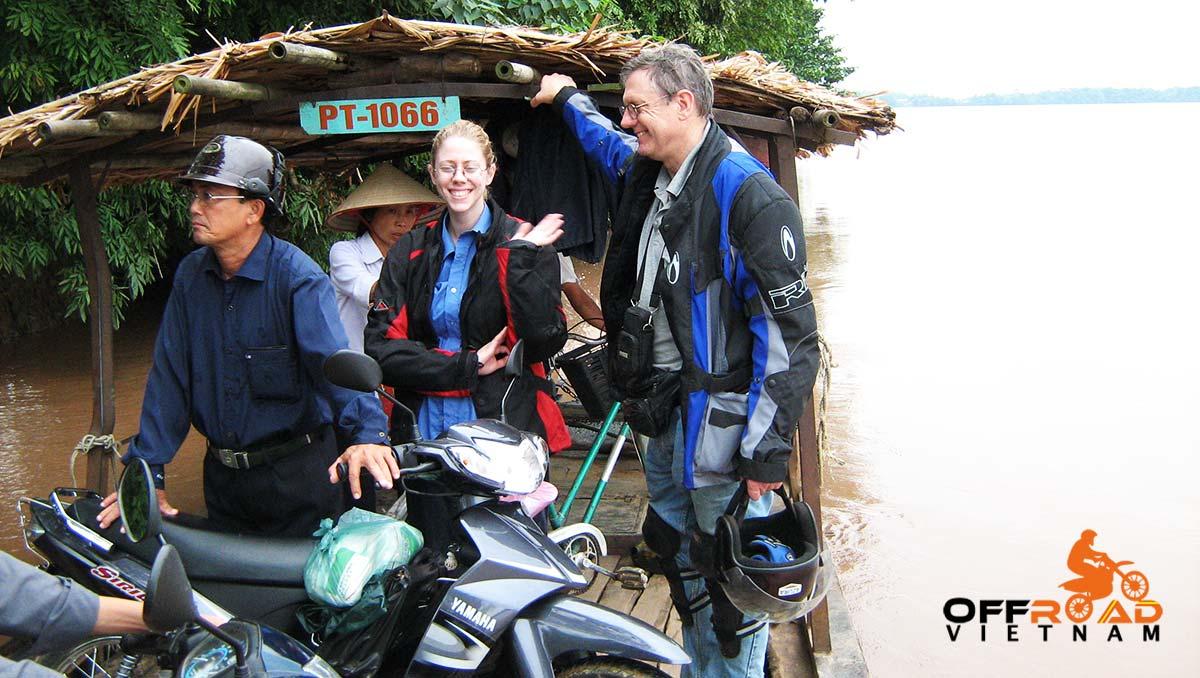 Offroad Vietnam Motorbike Adventures - Mr. David & Ms. Nicole Finch's Reviews (Australia)