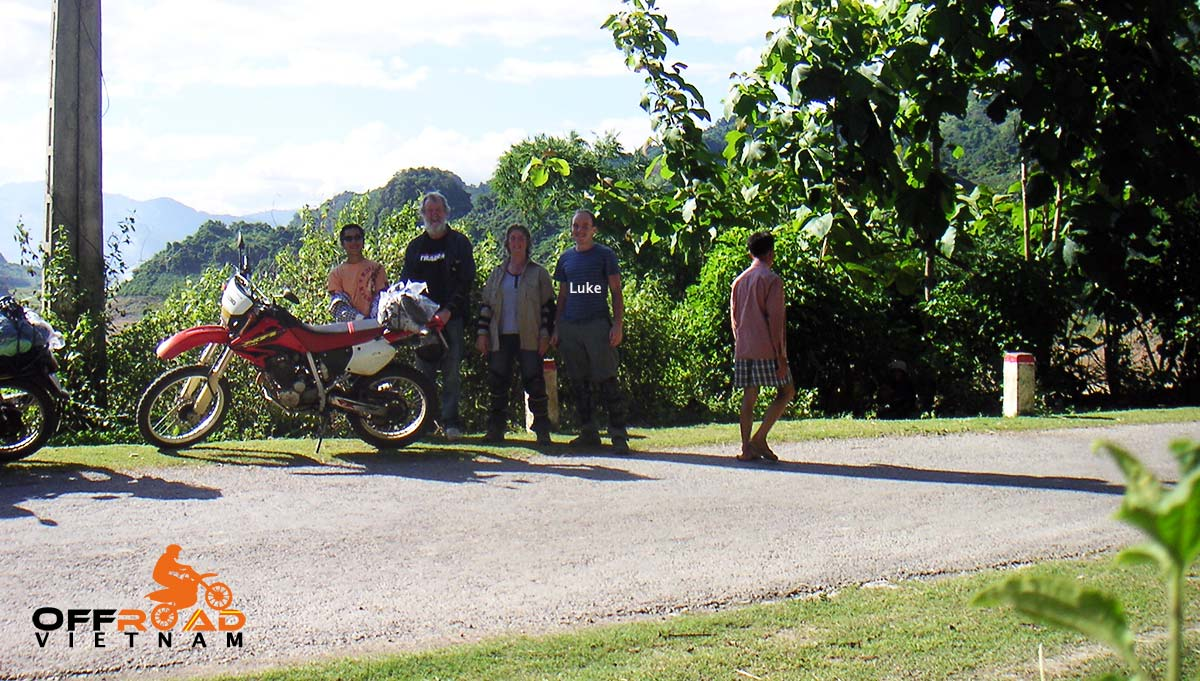 Offroad Vietnam Motorbike Adventures - Mr. Luke Smith's Reviews (England) on a Vietnam North-Centre motorbike tour. Here are his thoughts of the motorbike tour.