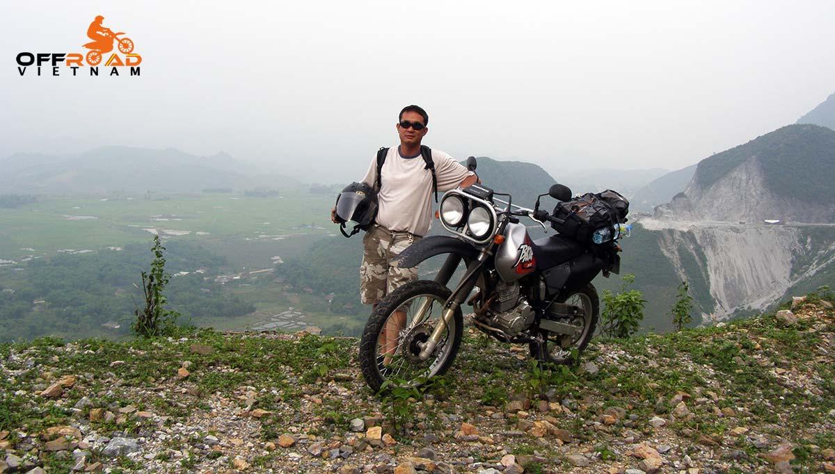 Offroad Vietnam Motorbike Adventures - Mr. Nguyen Van Lau's Reviews Of North-Centre Vietnam Motorbike Tour (Vietnam & U.S.A.)