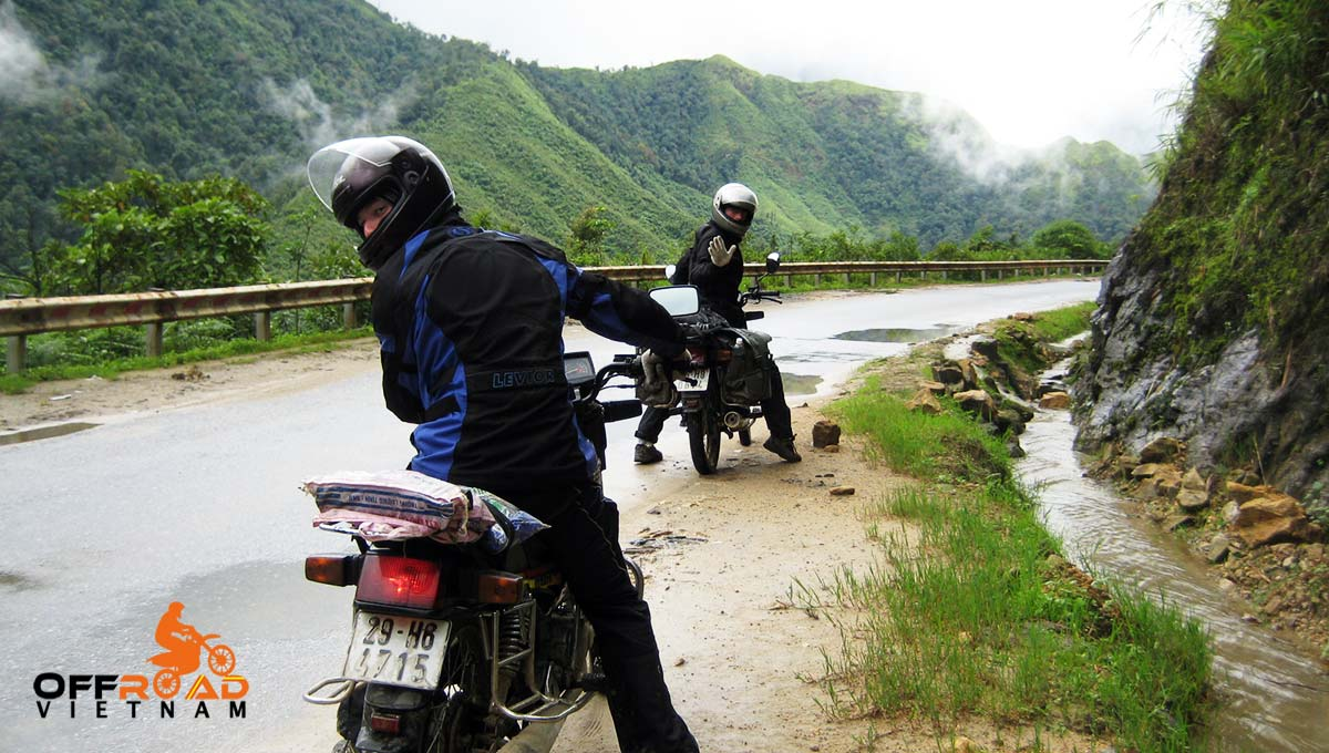 Offroad Vietnam Motorbike Adventures - Mr. Paul Trimmer's Reviews (English)