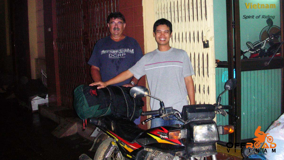 Offroad Vietnam Motorbike Adventures - Mr. Rick Brownfield's Reviews (The United States of America)