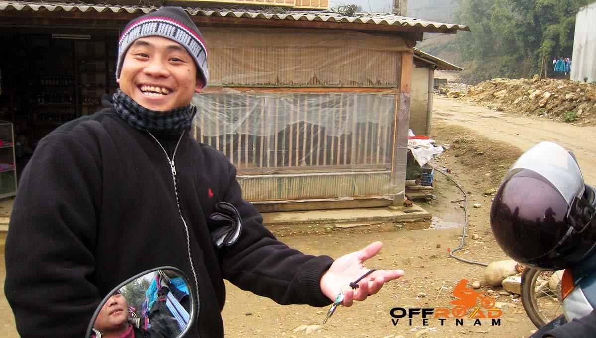 Offroad Vietnam Motorbike Adventures - Mr. Thuyen Nguyen's Reviews Of North-Centre Vietnam Motorbike Tour (Australia)