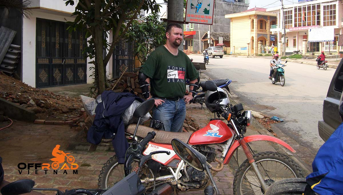 Offroad Vietnam Motorbike Adventures - Mr. Tim Andrews' Reviews Of North-Centre Vietnam Motorbike Tour (Australia)