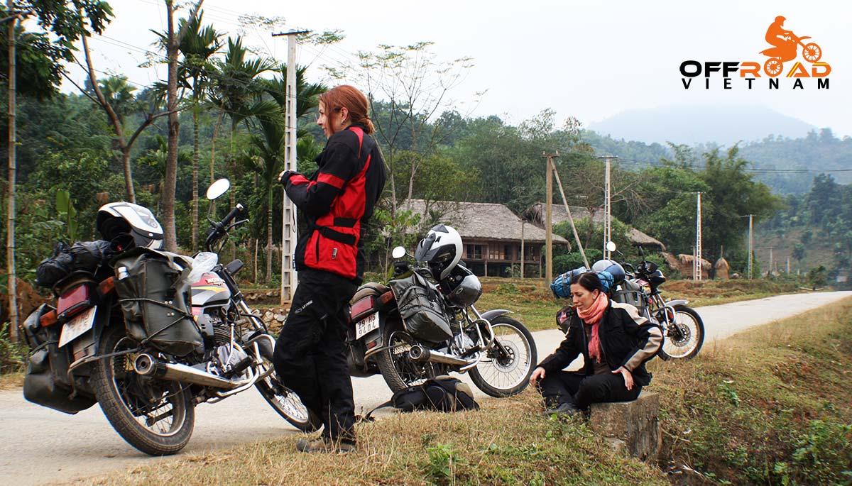 Offroad Vietnam Motorbike Adventures - Ms. Solyssa Visalli's Reviews Of Big Northern Vietnam Motorbike Tour (U.S.A.), Northeast Vietnam and Ha Giang motorbike tour reviews
