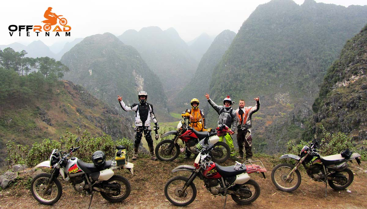 Offroad Vietnam Motorbike Adventures - Mr. Andrew Kay's Reviews Of Northeast & Ha Giang Of Vietnam Motorbike Tour (Australia), Northeast Vietnam motorbike tour reviews.