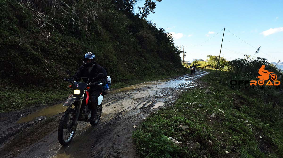 Offroad Vietnam Motorbike Adventures - Mr. Jeremy Collins' Reviews Of Big Northern Loop Vietnam Motorbike Tour (Australia), Northeast Vietnam and Ha Giang motorbike tour reviews