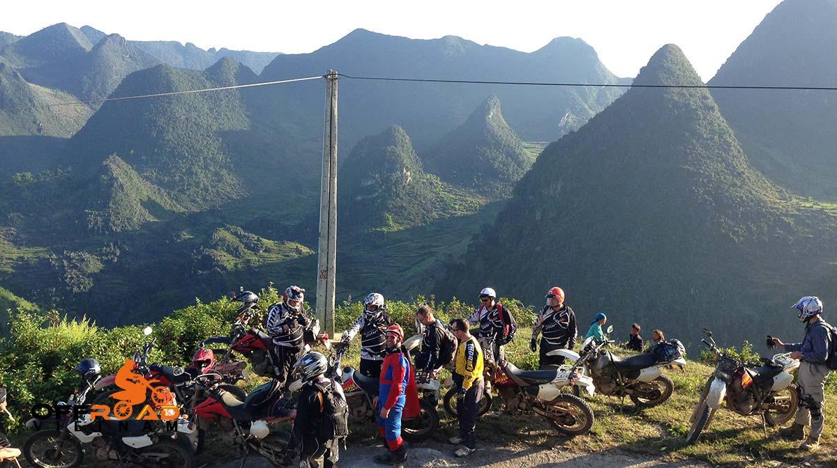 Offroad Vietnam Motorbike Adventures - Mr. Lachie Gunn's Reviews Of Ha Giang Scenic Motorbike Tour (New Zealand)