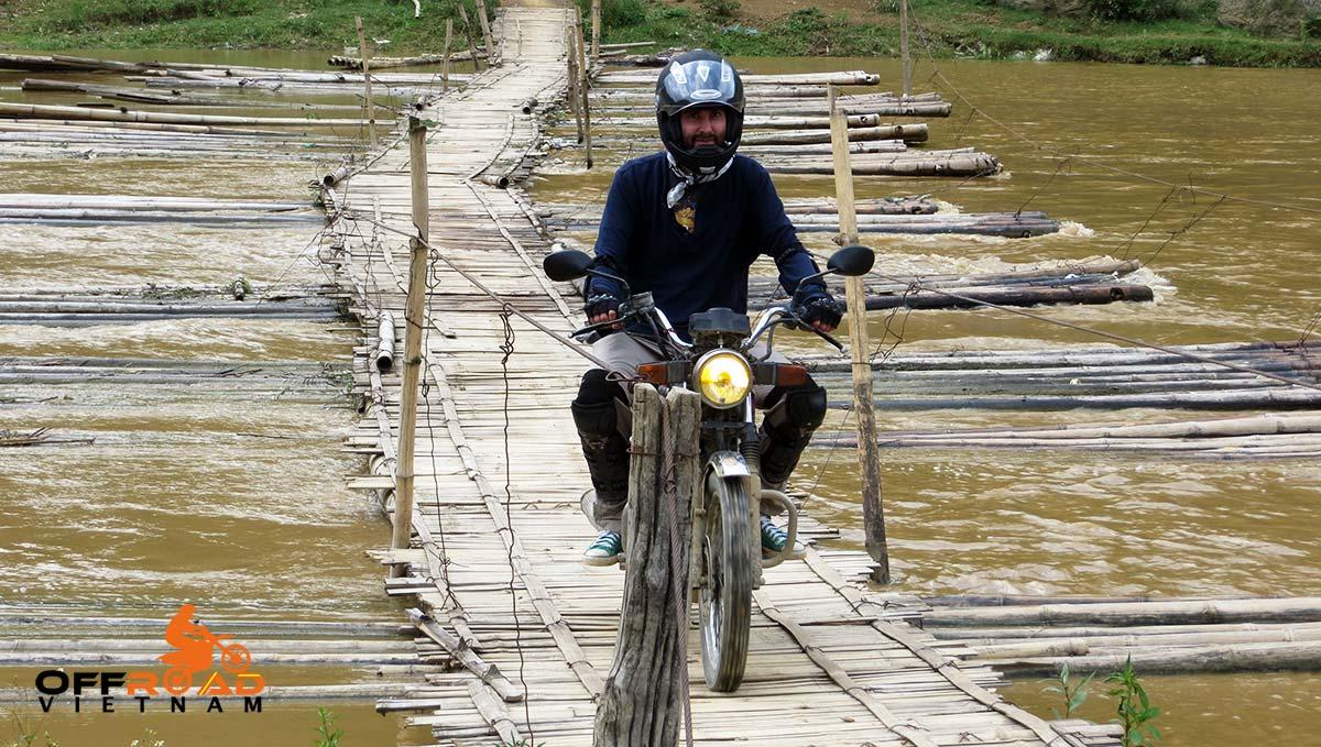 Offroad Vietnam Motorbike Adventures - Mr. Paul Cassin's Reviews Of North-East & Ha Giang Of Vietnam Motorbike Tour (U.S.A), Northeast Vietnam and Ha Giang motorbike tour reviews