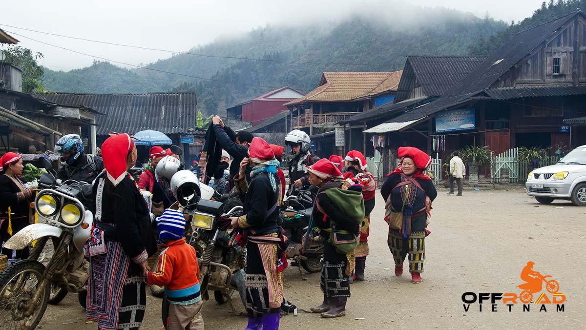 Offroad Vietnam Motorbike Adventures - Mr. Rossa Geraghty's Ha Giang motorbike tour reviews.