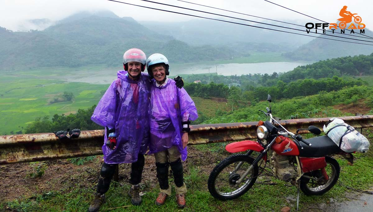 Offroad Vietnam Motorbike Adventures - Mr. Tim & Mrs. Alice Samuelson's Reviews Of North-East & Ha Giang Of Vietnam Motorbike Tour (Alaska, U.S.A), Northeast Vietnam and Ha Giang motorbike tour reviews