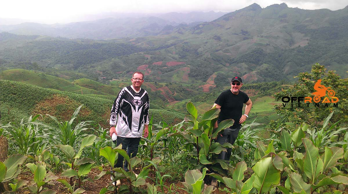 Offroad Vietnam Motorbike Adventures - Mr. David Pleasance's Reviews (Australia), Ho Chi Minh trail motorcycle tour reviews in Vietnam