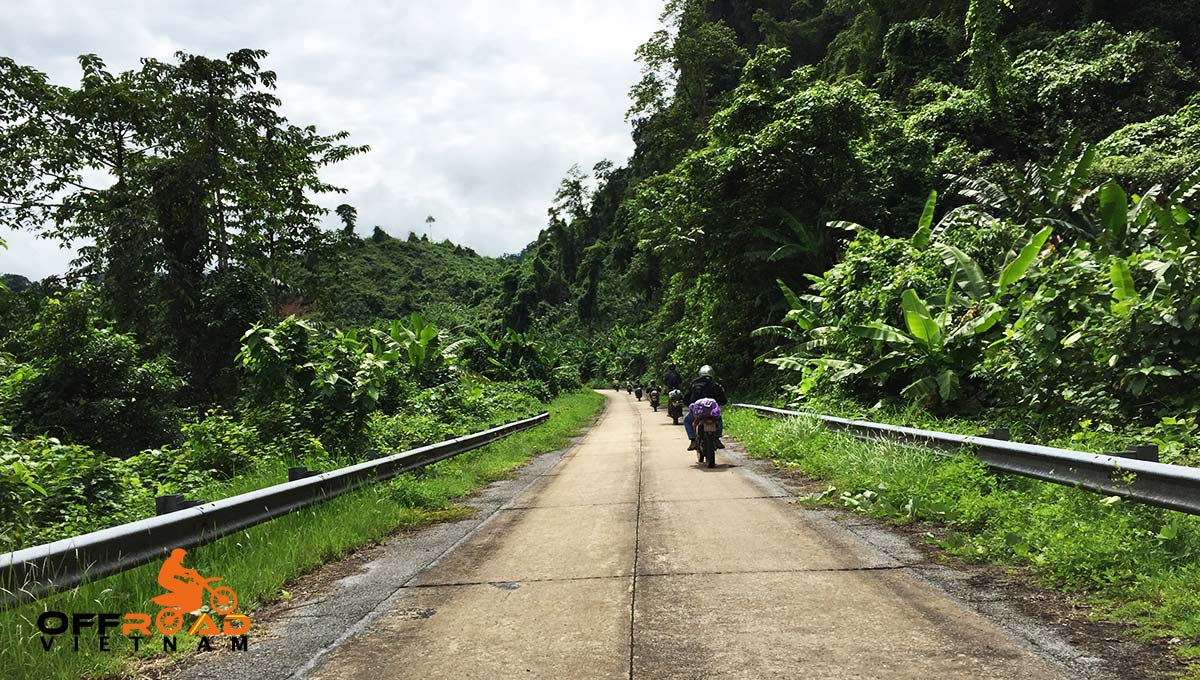 Offroad Vietnam Motorbike Adventures - Ms. Deborah Homewood's Reviews of Ho CHi Minh trail ride.