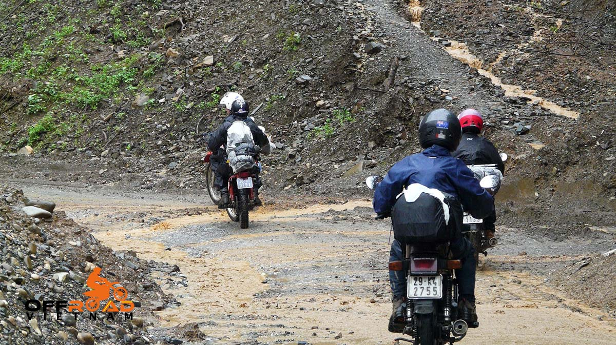Offroad Vietnam Motorbike Adventures - Mr. Graeme Dawson's Reviews (Australia), Ho Chi Minh trail motorcycle tour reviews in Vietnam
