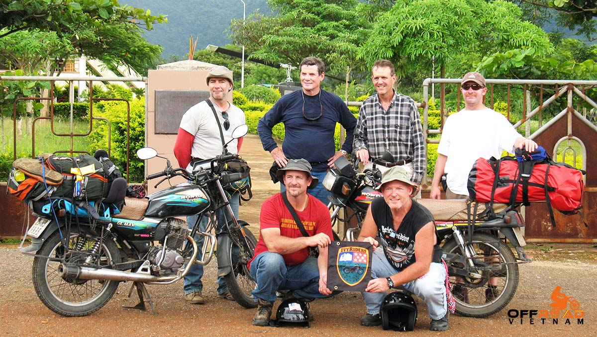 Offroad Vietnam Motorbike Adventures - Mr. Larry Hall's Reviews (U.S.A.), Ho Chi Minh trail motorbike tour reviews in Vietnam