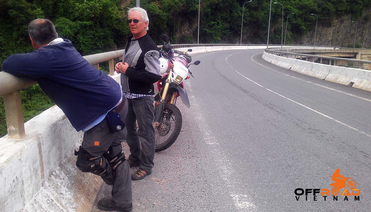 Offroad Vietnam Motorbike Adventures - Mr. Tim Le Roy's Reviews (Australia), Ho Chi Minh trail dirt bike tour reviews in Vietnam.