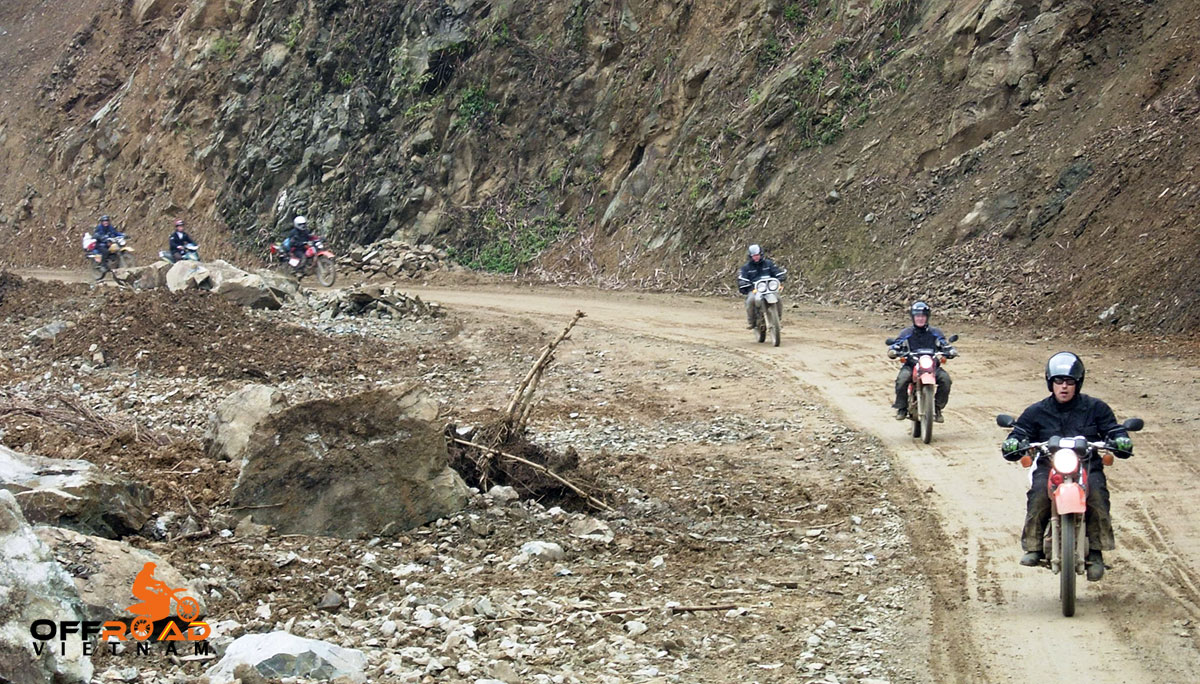 Offroad Vietnam Motorbike Adventures - Mr. Allan Holland's Reviews Of North-East Vietnam Motorbike Tour (Australia), Northeast Vietnam dirt bike tours reviews.