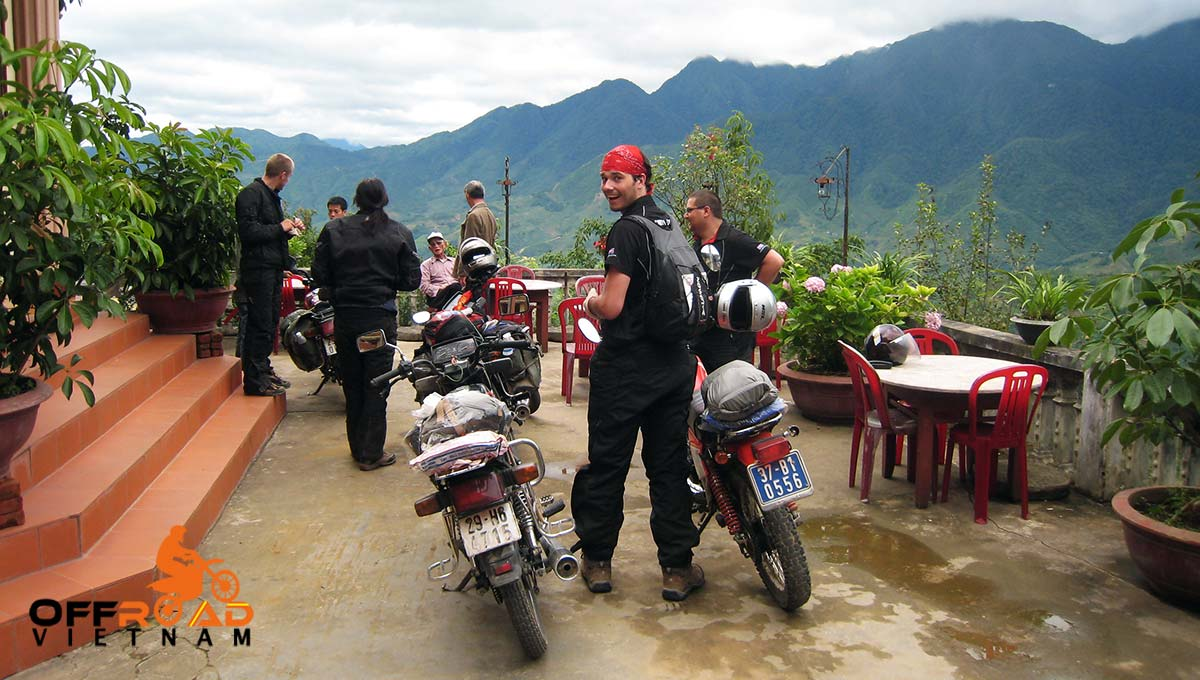 Mr. Damien Moorhouse's ReviewsOffroad Vietnam Motorbike Adventures - Mr. Damien Moorhouse's Reviews Of North-East Vietnam Motorbike Tour (Australia), Northeast Vietnam dirt bike tours reviews.