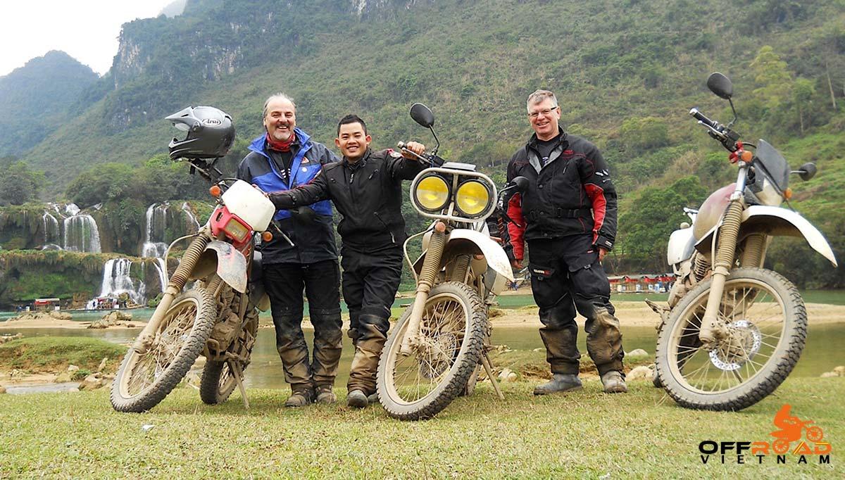 Offroad Vietnam Motorbike Adventures - Mr. Daniel Ryan's Reviews (Canada), Northeast Vietnam dirt bike tours reviews.
