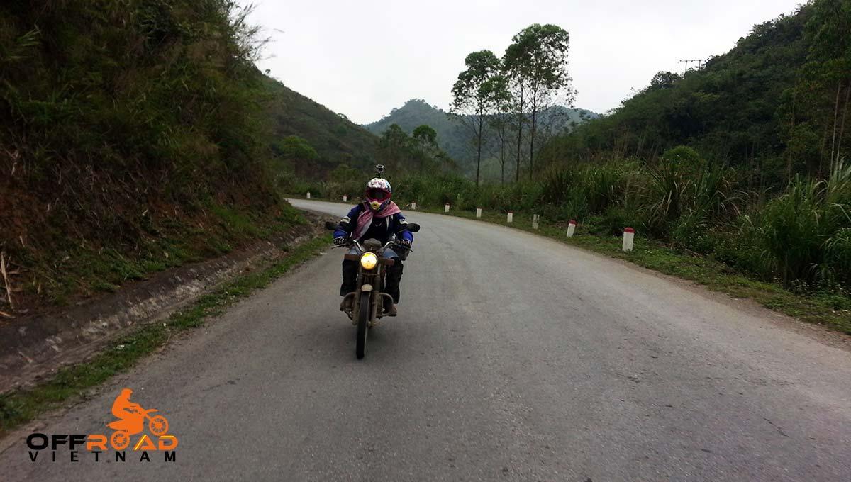 Offroad Vietnam Motorbike Adventures - Mr. Igor Najbicz's Reviews Of North-East Vietnam Motorbike Tour (South Africa), Northeast Vietnam dirt bike tours reviews.