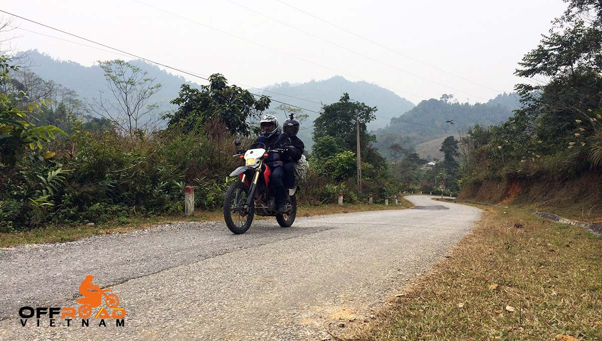 Offroad Vietnam Motorbike Adventures - Mr. Jason Bonney's tou reviews.